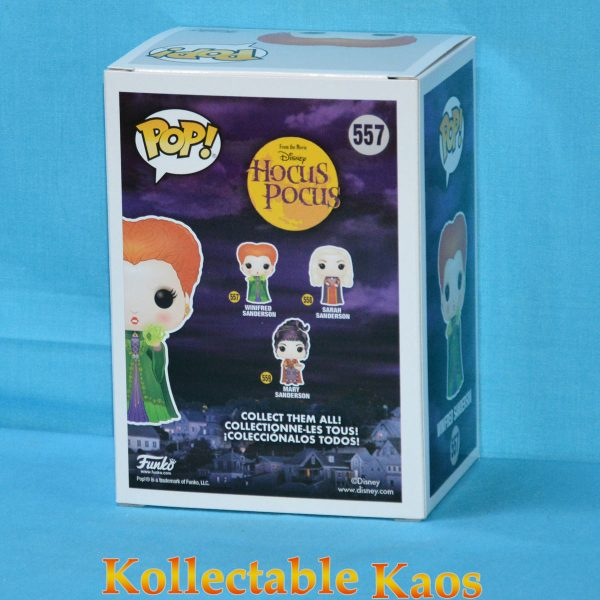 Hocus Pocus (1993) - Winifred Sanderson with Magic Pop