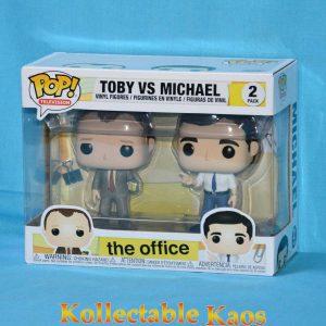 The Office - Toby vs Michael Pop