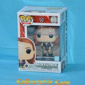 WWE - Becky Lynch Pop