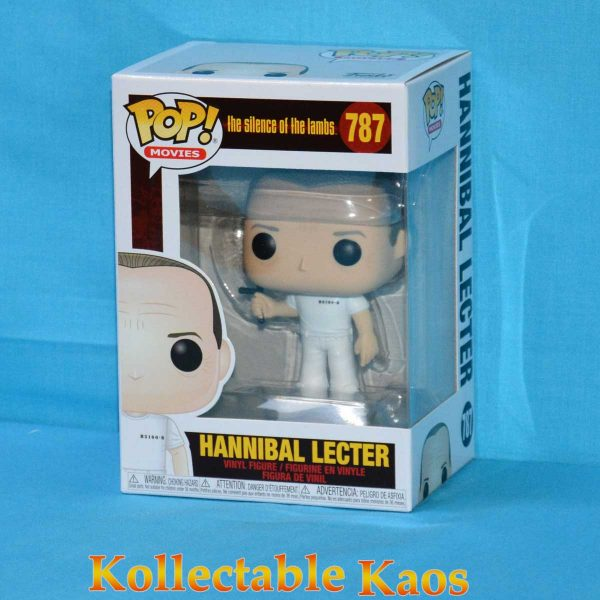 The Silence of the Lambs - Hannibal Lecter Pop