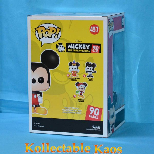 Mickey Mouse - Mickey Mouse pop
