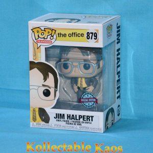 The Office - Jim Halpert as Dwight Pop