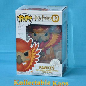 Harry Potter - Fawkes Pop
