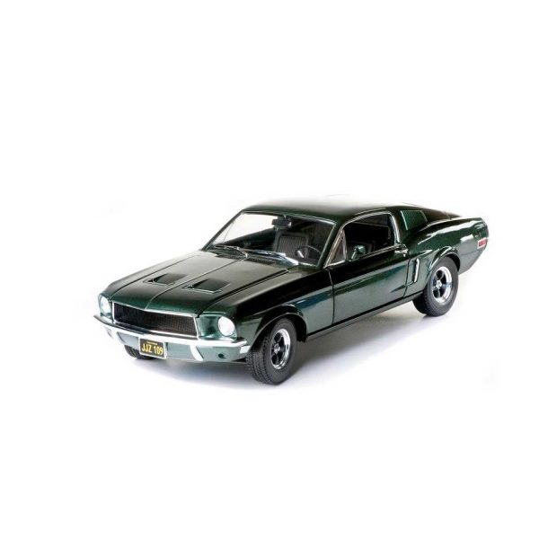 1:18 Greenlight - Bullitt 1968 Ford Mustang GT Fastback