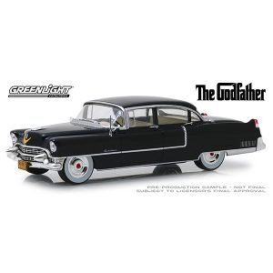 1:24 Greenlight - The Godfather (1972) 1955 Cadillac Fleetwood Series 60