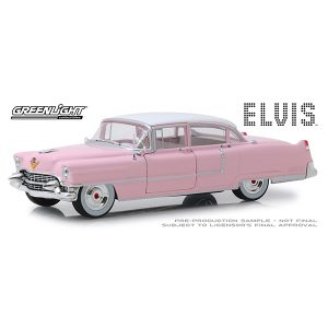 1:24 Greenlight - Elvis Presley (1953-77) 1955 Cadillac Fleetwood Series 60