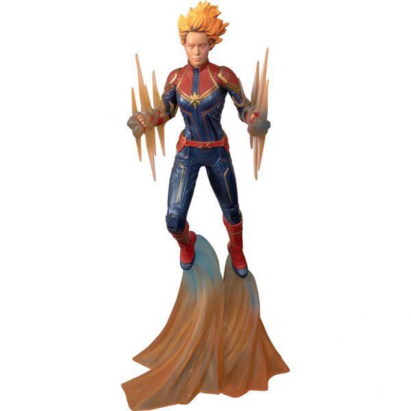 Captain Marvel (2019) - Captain Marvel Binary Marvel Gallery PVC Statue
