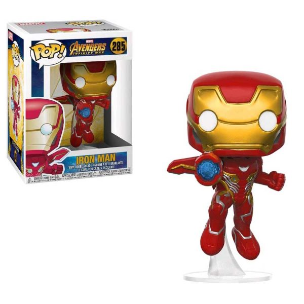 Avengers 3: Infinity War - Iron Man Flying Pop