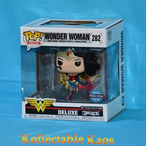 Wonder Woman - Wonder Woman Jim Lee Collection Deluxe Pop