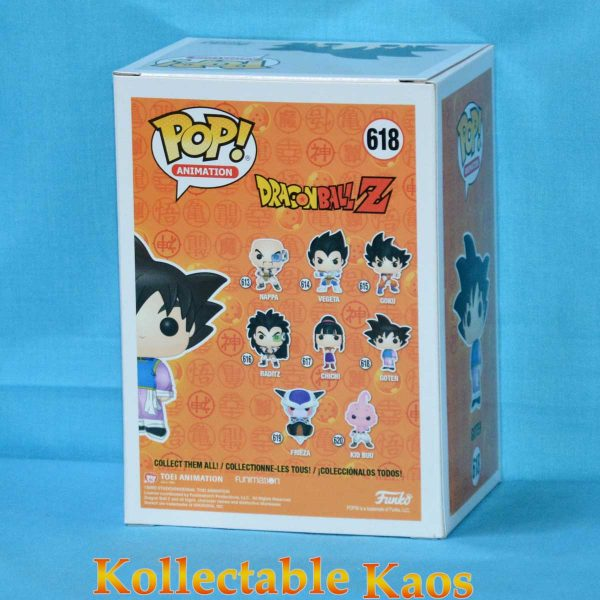 Dragon Ball Z - Goten Pop