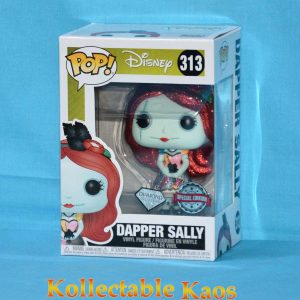 The Nightmare Before Christmas - Dapper Sally Diamond Glitter Pop