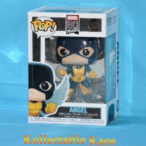 X-Men - Angel First Appearance 80th Anniversary Pop