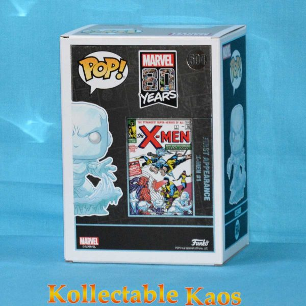 X-Men - Iceman First Appearance 80th Anniversary Pop