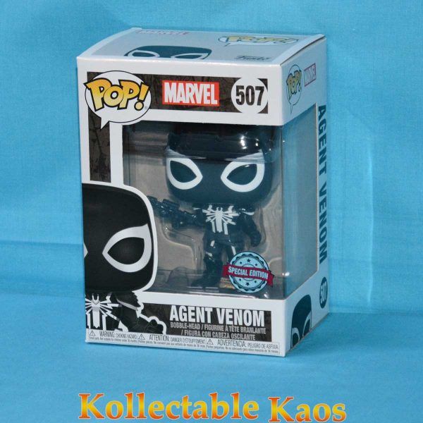 Spider-Man - Agent Venom Pop