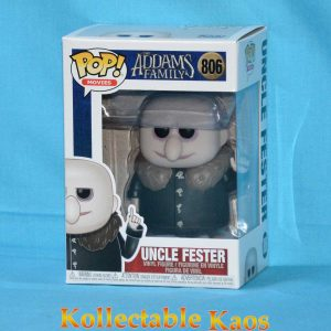 The Addams Family (2019) - Uncle Fester Pop