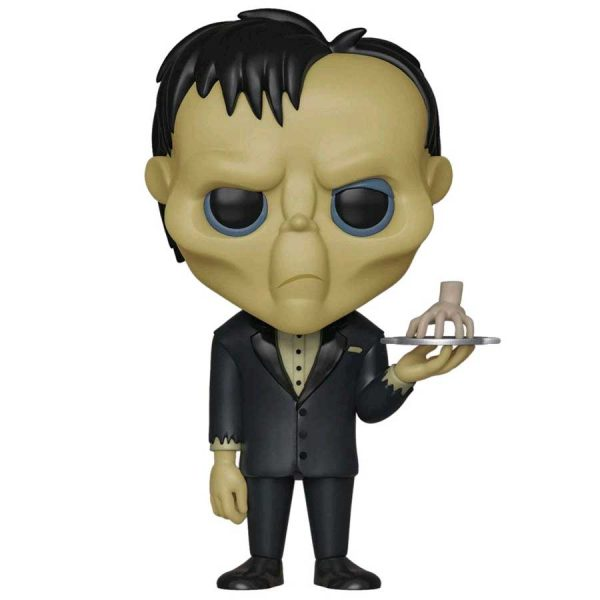 The Addams Family (2019) - Lurch with Thing Pop