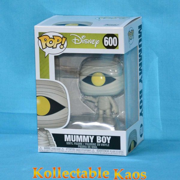 The Nightmare Before Christmas - Mummy Boy Pop