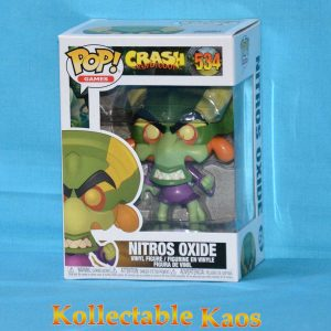 Crash Bandicoot - Nitros Oxide Pop