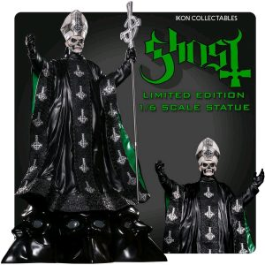 Ghost - Papa Emeritus II 1/6th Scale Statue