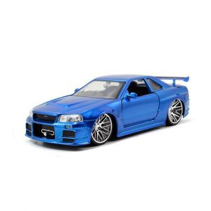 1:24 Jada - Brian's Blue Nissan Skyline - Fast n Furious