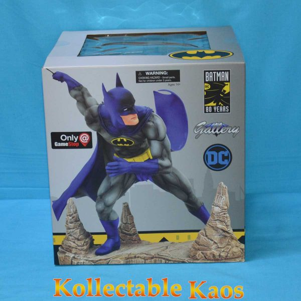 Batman - Batman By Neal Adams DC Gallery PVC Statue