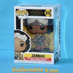 Star Wars Episode IX: The Rise Of Skywalker - Jannah Pop! Vinyl Figure