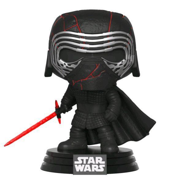 Star Wars Episode IX: The Rise Of Skywalker - Kylo Ren Supreme Leader Pop! Vinyl Figure