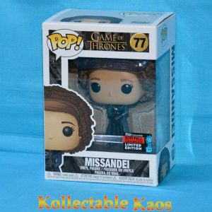 2019 NYCC FCE - Game of Thrones - Missandei Pop! Vinyl Figure (RS) #77