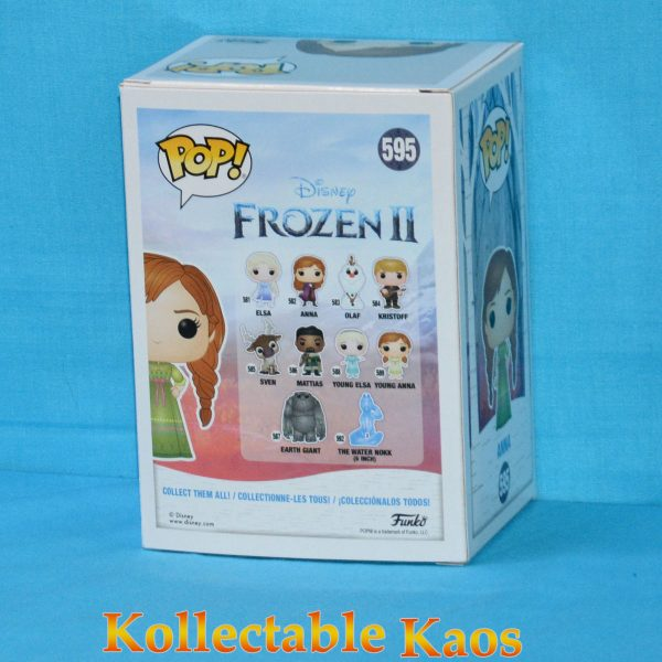 Frozen 2 - Anna with Nightgown Pop