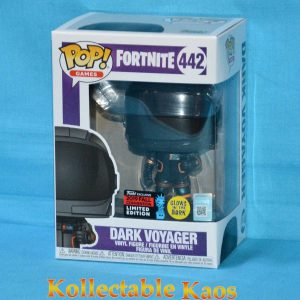 Fortnite - Dark Voyager Glow in the Dark Pop! Vinyl Figure