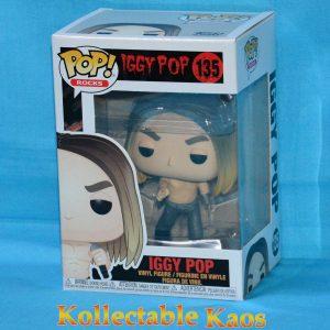 Iggy Pop - Iggy Pop Pop! Vinyl Figure #135