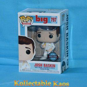 Big (1988) - Josh Baskin with Tuxedo Pop! Vinyl Figure