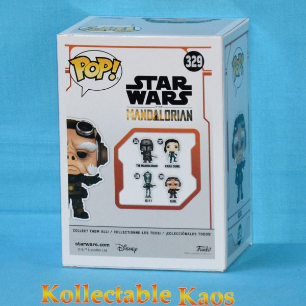 Star Wars: The Mandalorian - Kuiil Pop! Vinyl Figure