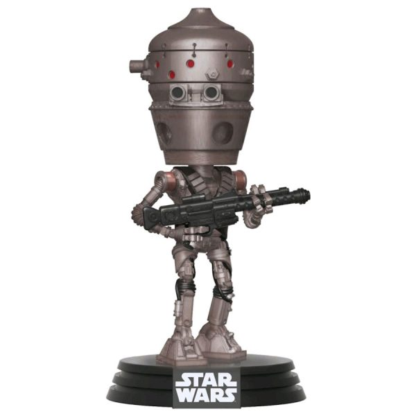 Star Wars: The Mandalorian - IG-11 Pop! Vinyl Figure