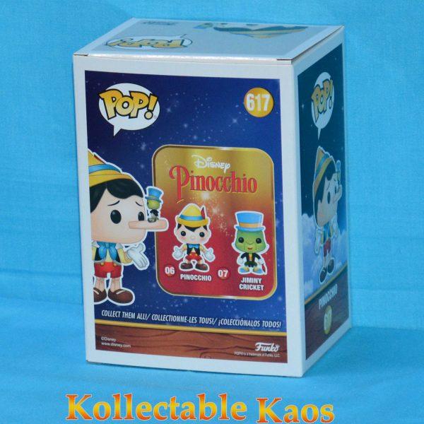 Pinocchio - Pinocchio with Jiminy Cricket Pop! Vinyl Figure