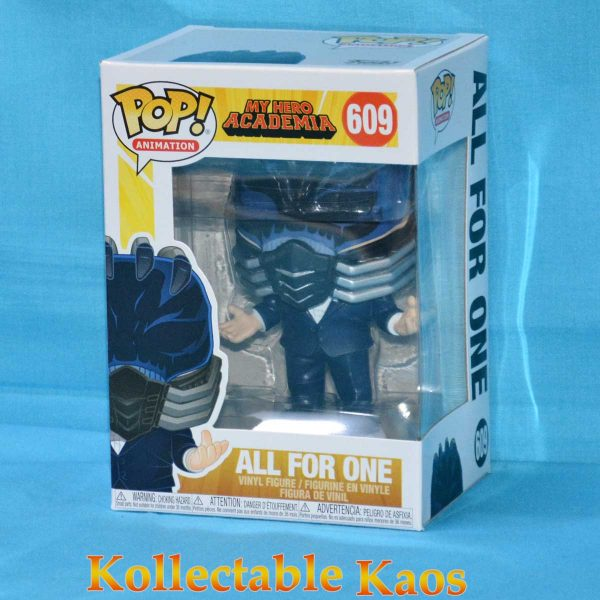 My Hero Academia - All For One Pop! Vinyl Figure #609