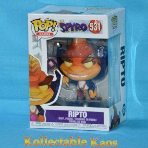 Spyro The Dragon - Ripto Pop! Vinyl Figure #531