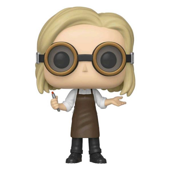 Doctor Who - Thirteenth Doctor with Goggles Pop! Vinyl Figure #899