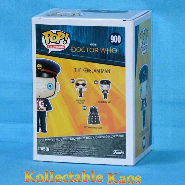 Doctor Who - Kerblam! Man Pop! Vinyl Figure #900