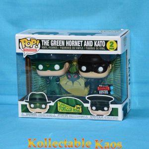 2019 NYCC FCE - The Green Hornet (1966) - Green Hornet & Kato Pop! Vinyl Figure 2-Pack