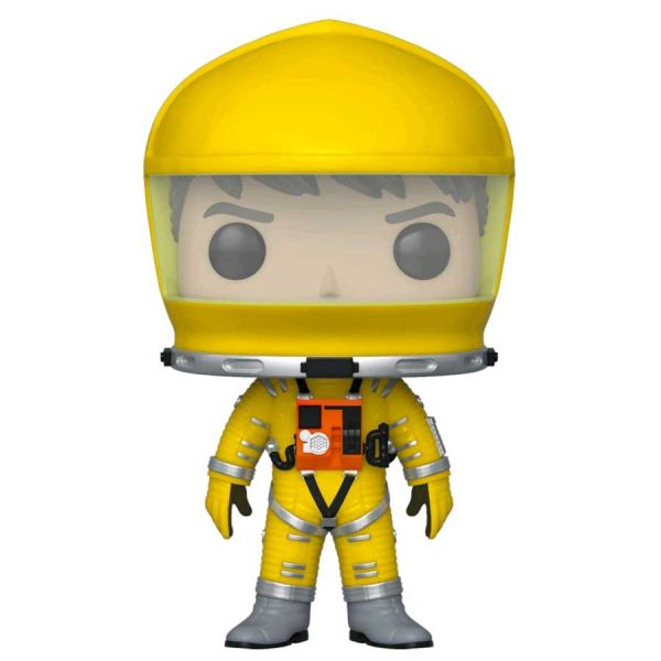 2019 NYCC FCE - 2001: A Space Odyssey - Frank Poole in Space Suit Pop! Vinyl Figure