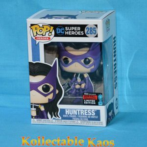2019 NYCC FCE - Batman - Huntress Pop! Vinyl Figure