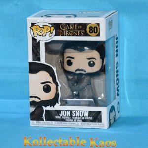 Game of Thrones - Jon Snow Battle Of Winterfell Pop! Vinyl Figure #80