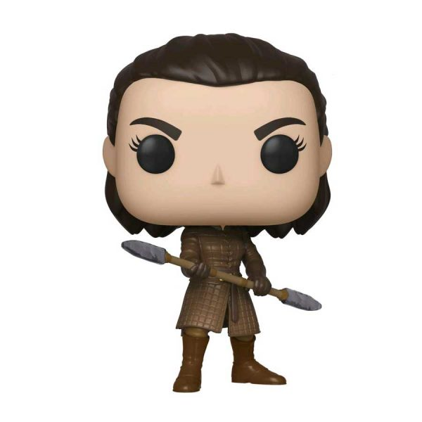 Game of Thrones - Arya Stark with Two-Headed Spear Pop! Vinyl Figure #79