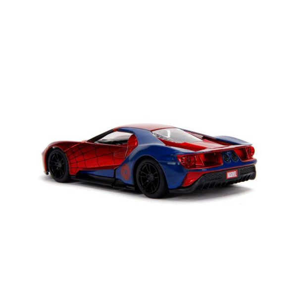 1:32 Jada - Spider-Man - 2017 Ford GT Hollywood Ride