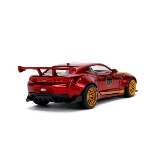 1:32 Jada - Iron Man - 2016 Chevy Camaro SS Hollywood Ride