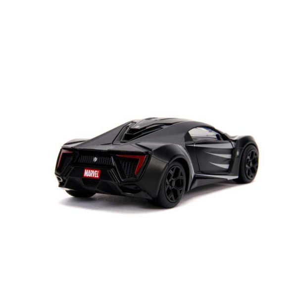 1:32 Jada - Black Panther - Lykan Hypersport Hollywood Ride