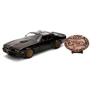 1:24 Jada - Smokey & the Bandit - 1977 Pontiac Firebird Hollywood Ride