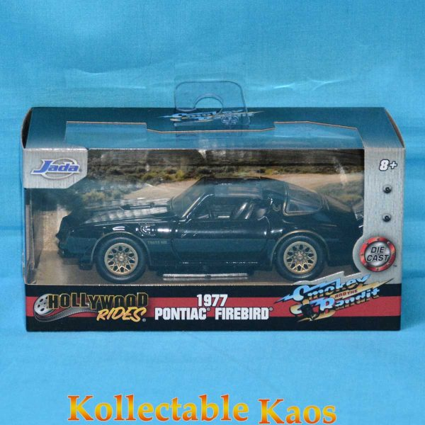 1:32 Jada - Smokey & the Bandit - 1977 Pontiac Firebird Hollywood Ride