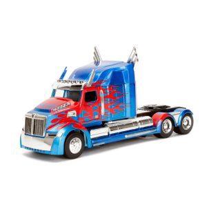 1:24 Jada - Transformers - Optimus Western Star Hollywood Ride
